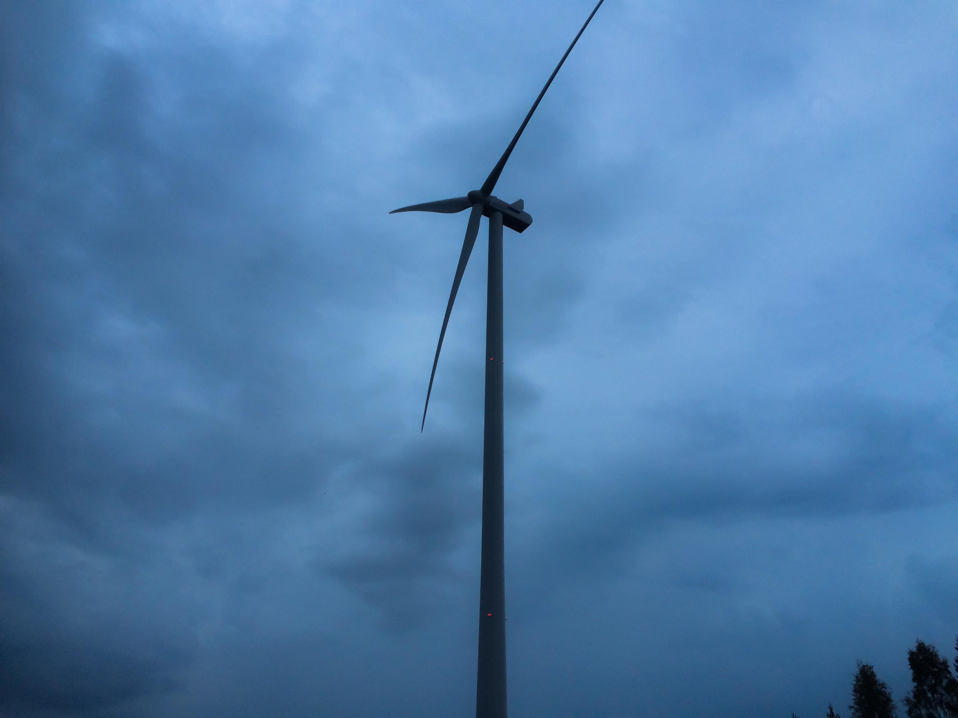 ABO Wind Oy, Tuulipuisto Haapajärvi